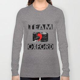 Team Oxford Long Sleeve T-shirt