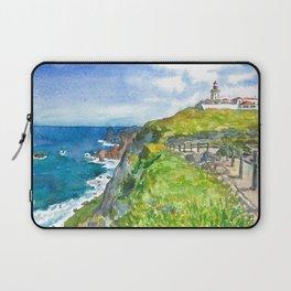 Cabo da Roca, Portugal Laptop Sleeve