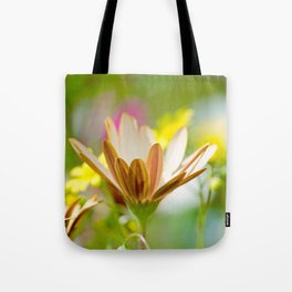 Pastel Meadow Tote Bag