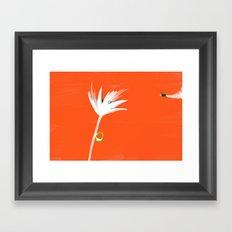 Flyower impulse Framed Art Print
