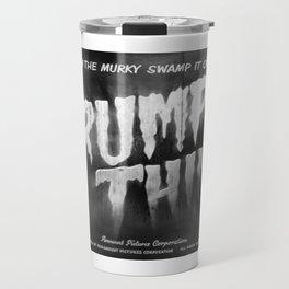 Trump Thing! with subtitle Travel Mug