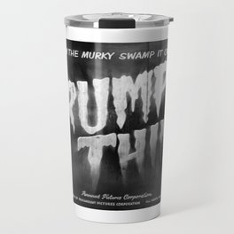 Trump Thing! with subtitle Travel Mug