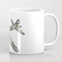 Boeing B-17 Flying Fortress airplane Coffee Mug