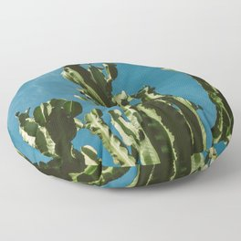 Cactus Sky II Floor Pillow