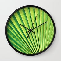 perfume Wall Clocks featuring Perfume by Nuam