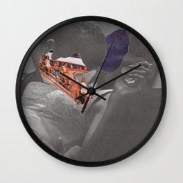 Poliamor Wall Clock
