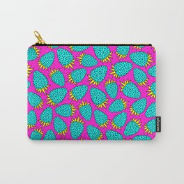 Cosmic strawberry design. Carry-All Pouch