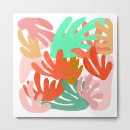 Coral Study  Metal Print