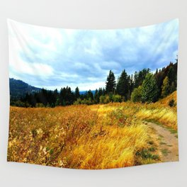 Powell Butte Nature Park Wall Tapestry