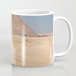 Camels at the Pyramids Coffee Mug