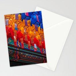 Colorful Korea  Stationery Cards