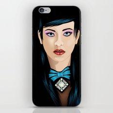 Dream Lady iPhone & iPod Skin