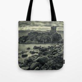 Kinbane Castle III Tote Bag