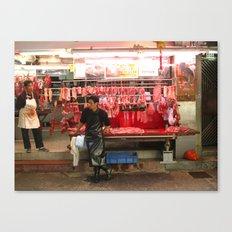 meat men Canvas Print