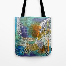 Civilization is Chaos Tote Bag
