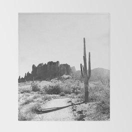 Arizona Desert Throw Blanket