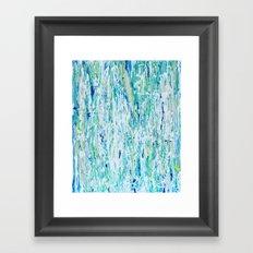 Well Spring Framed Art Print