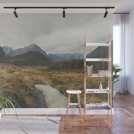 TAKE THE LONG WAY Wall Mural