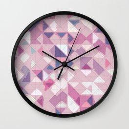 GEO#3 Wall Clock
