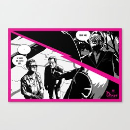 Drive: Dirty Hands Canvas Print