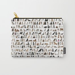 Dogs, Dogs and dogs Carry-All Pouch
