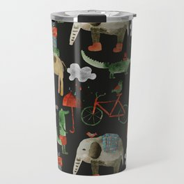 Cozy Zoo Travel Mug
