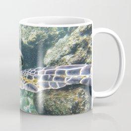 Swimming Hawaii Honu Coffee Mug