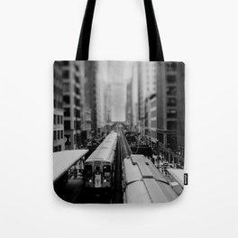 "the ""L"" ... Tote Bag"