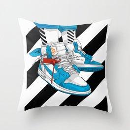 Jordan I Throw Pillow