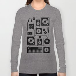 Electronica Long Sleeve T-shirt