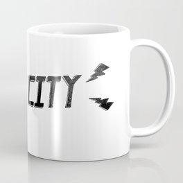 Motor City is Electric Coffee Mug