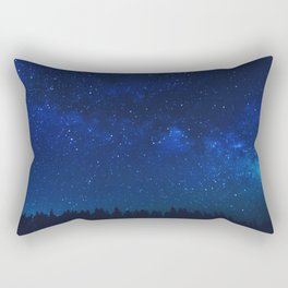 WATCHING THE STARS Rectangular Pillow