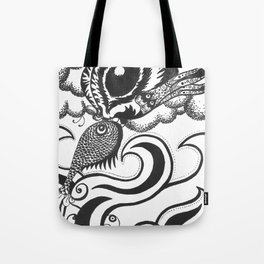 Two Elements Tote Bag