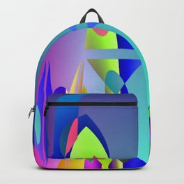 Total hidden pattern Backpack