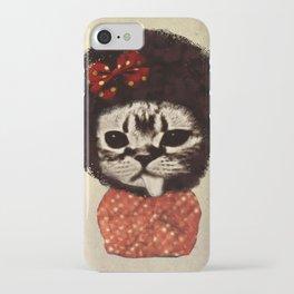 Cat (Pack-a-cat) iPhone Case