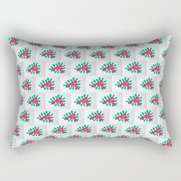 Roses IV-A Rectangular Pillow