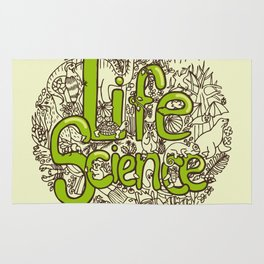Life Science Rug