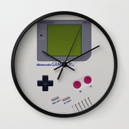 GAMEBOY Wall Clock