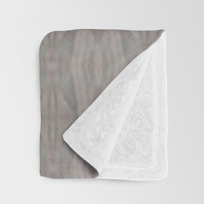 Elegant Gray Geometric Southwestern Pattern - Luxury Throw Blanket