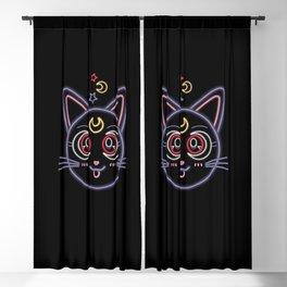 Neon Luna Blackout Curtain