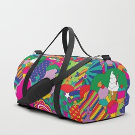 Girls Girls Girl Duffle Bag