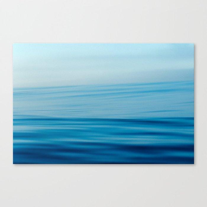 Venice Blur Canvas Print