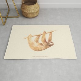 Css Animal: Sloth Rug