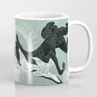 saga Mugs featuring Saga of Lord Emil by CanisAlbus