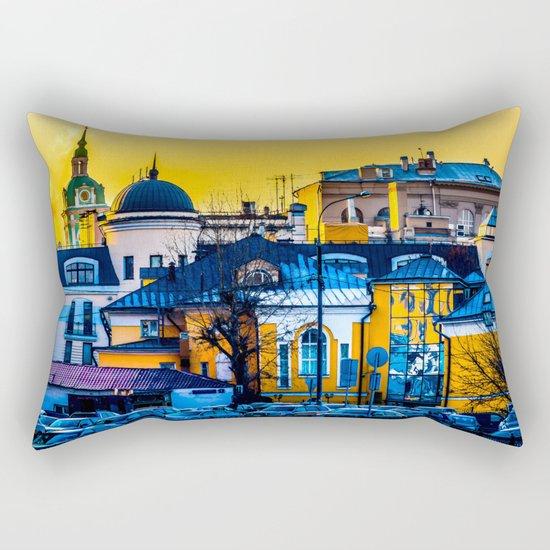 Urban Mix Rectangular Pillow