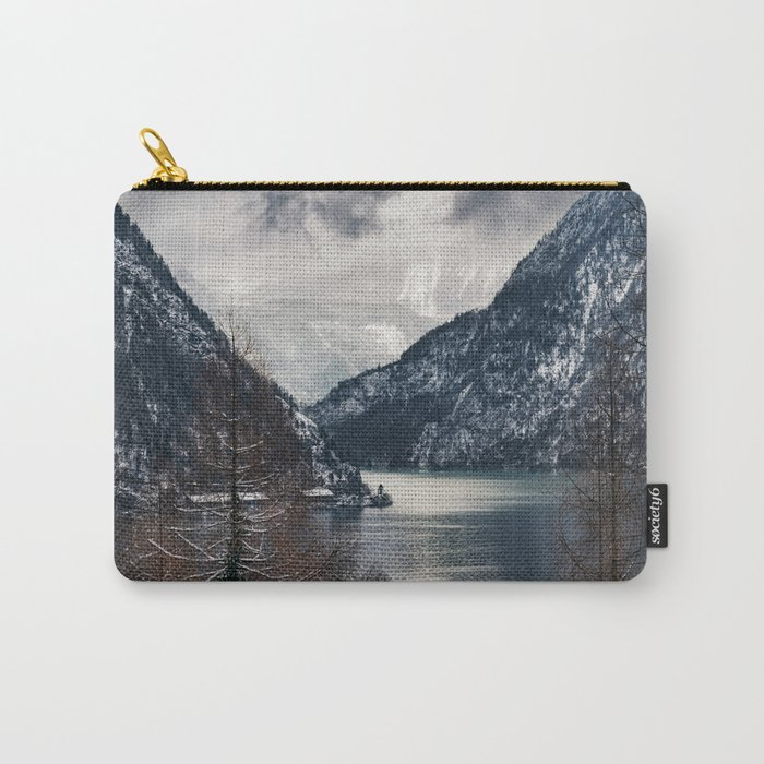 Austrian Wanderlust II Carry-All Pouch