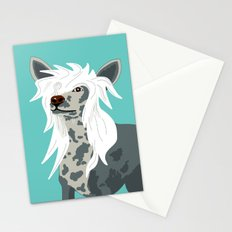 Chinese Crested Stationery Cards