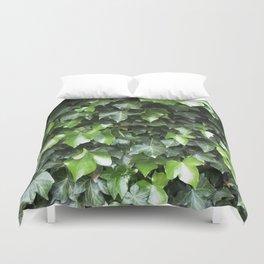 Evergreen Ivy Duvet Cover