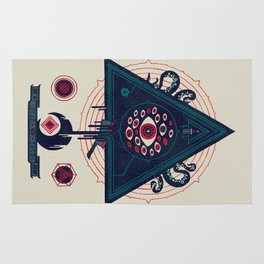 All Seeing Rug