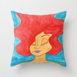 LaShante' Throw Pillow
